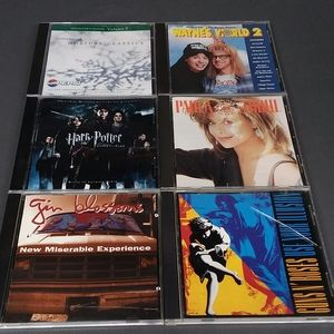 Bundle-6 CDs, Various Artists